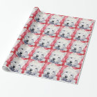 West Highland Terrier Wrapping Paper