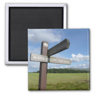 West Highland Way Magnet