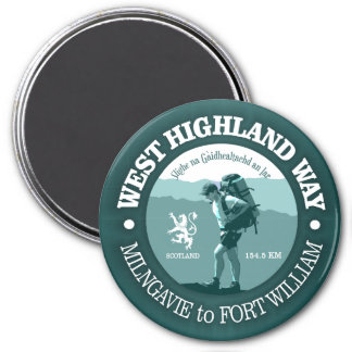 West Highland Way Magnet