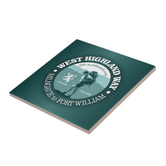 West Highland Way Tile