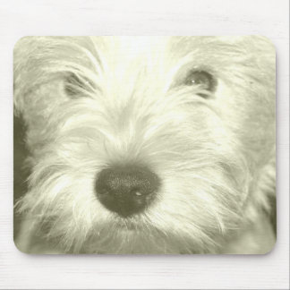 West Highland White Mouse Pad