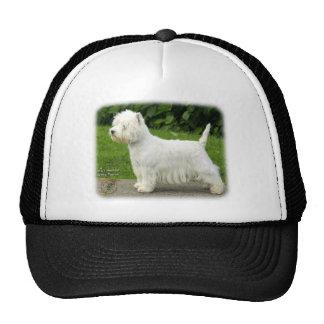 West Highland White Terrier 9A012D-21 Cap