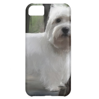 West Highland White Terrier iPhone 5C Cases