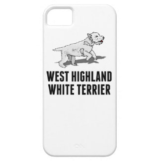West Highland White Terrier iPhone 5 Cases