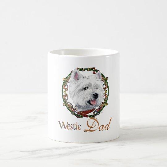 West Highland White Terrier Dad & Pups Coffee