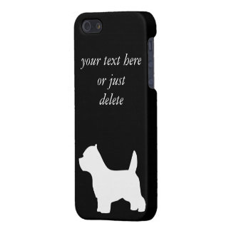 West Highland White Terrier dog iphone 5 case