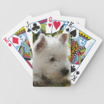 West Highland White Terrier Dog Playing Cards