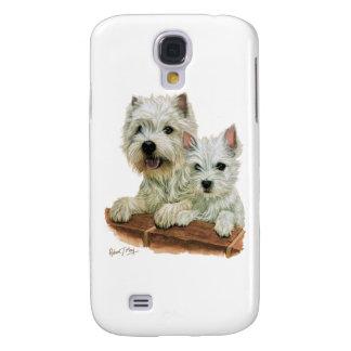 West Highland White Terrier Galaxy S4 Case