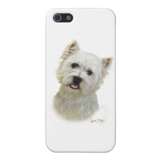 West Highland White Terrier iPhone 5/5S Covers