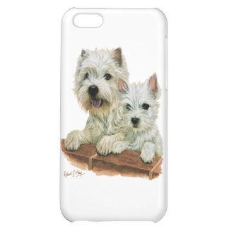 West Highland White Terrier iPhone 5C Covers