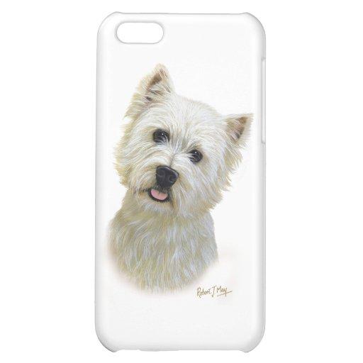 West Highland White Terrier iPhone 5C Case