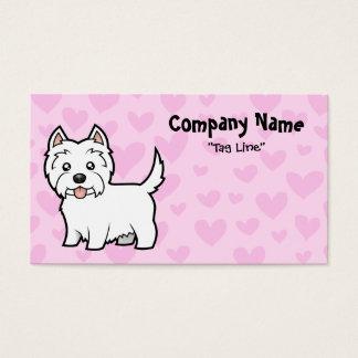 West Highland White Terrier Love