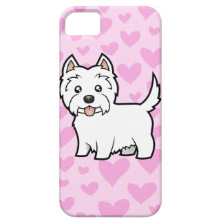 West Highland White Terrier Love iPhone 5 Cases