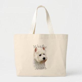 West Highland White Terrier Mom 2 Bag