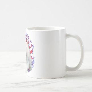 West Highland White Terrier Patriot Basic White Mug