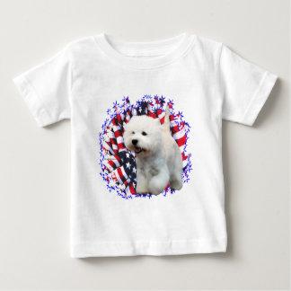 West Highland White Terrier Patriot Shirts