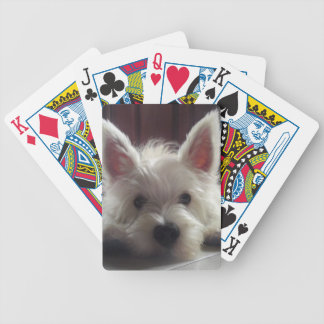 West Highland White Terrier Playing Cards