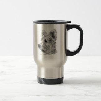 West Highland White Terrier Stainless Steel Travel Mug