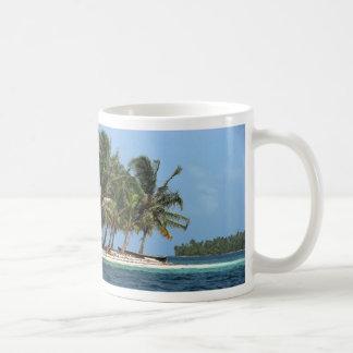 West Holandes, Kuna Yala, Panama Basic White Mug