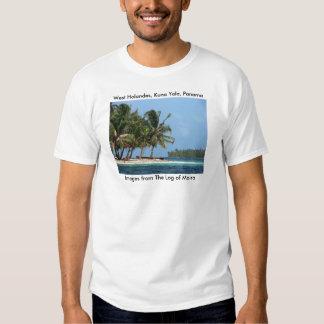 West Holandes, Kuna Yala, Panama Shirts