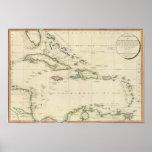 West India Islands 3 Print
