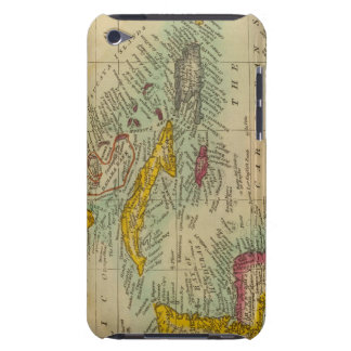 West India Islands iPod Touch Case-Mate Case