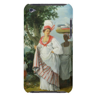 West Indian Creole Woman with her Black Servant, c iPod Touch Cases