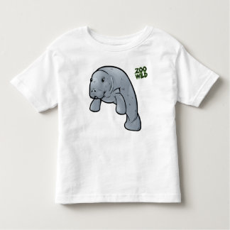 West Indian Manatee T-shirts
