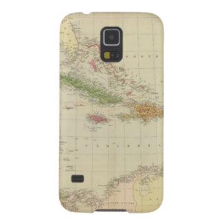 West Indies 10 Galaxy S5 Case