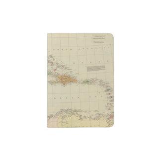West Indies 10 Passport Holder