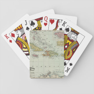 West Indies 11 Poker Deck