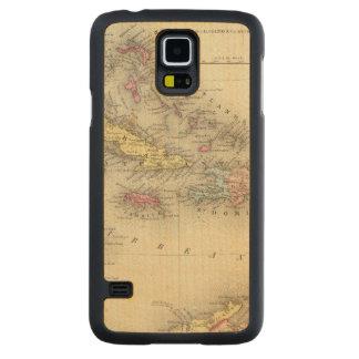 West Indies 13 Maple Galaxy S5 Slim Case