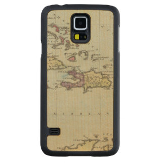 West Indies 21 Carved Maple Galaxy S5 Case