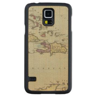 West Indies 21 Maple Galaxy S5 Slim Case