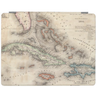 West Indies 2 iPad Cover