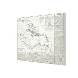 West Indies 3 Canvas Print