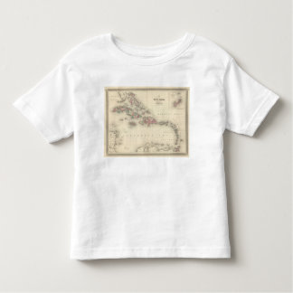 West Indies 3 Toddler T-Shirt