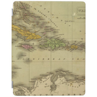 West Indies 6 iPad Cover