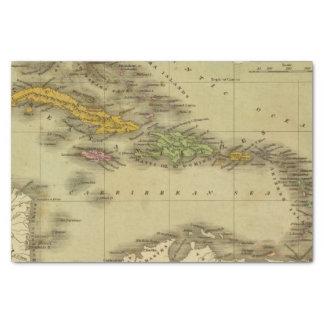 West Indies 6 Tissue Paper
