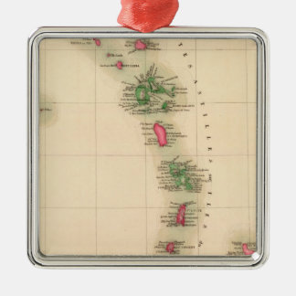 West Indies 75 Christmas Ornament
