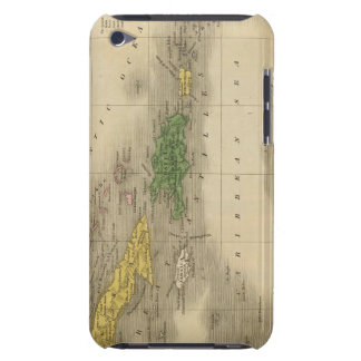 West Indies 7 Barely There iPod Case