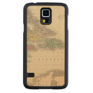 West Indies 9 Maple Galaxy S5 Slim Case