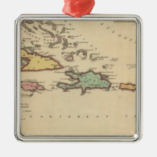 West Indies Christmas Ornament