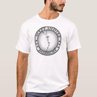 West Indies LDS Mission T-Shirts