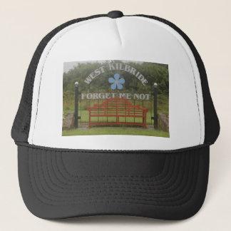 West Kilbride Forget me not Trucker Hat