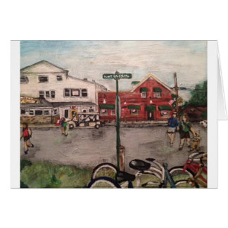 West Lake Shore Drive, Greeting Card