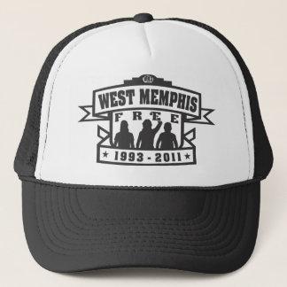 West Memphis Three Trucker Hat