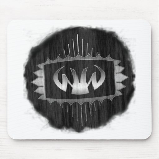West Messy Mouse Pads