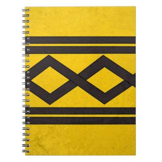 West Midlands Spiral Note Book