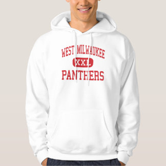 West Milwaukee - Panthers - West Milwaukee Hoodie